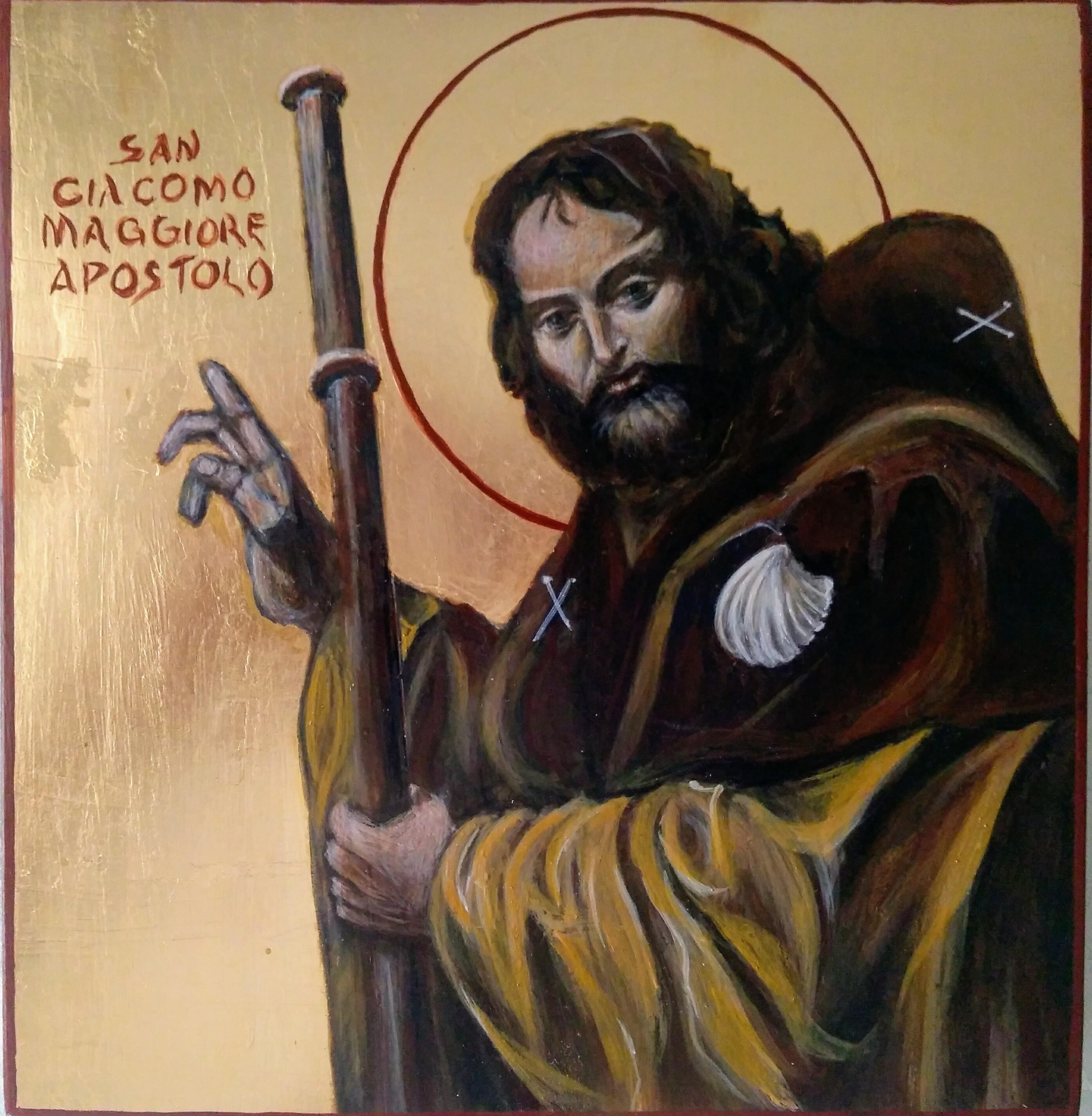 Święty Jakub Apostoł Młodszy