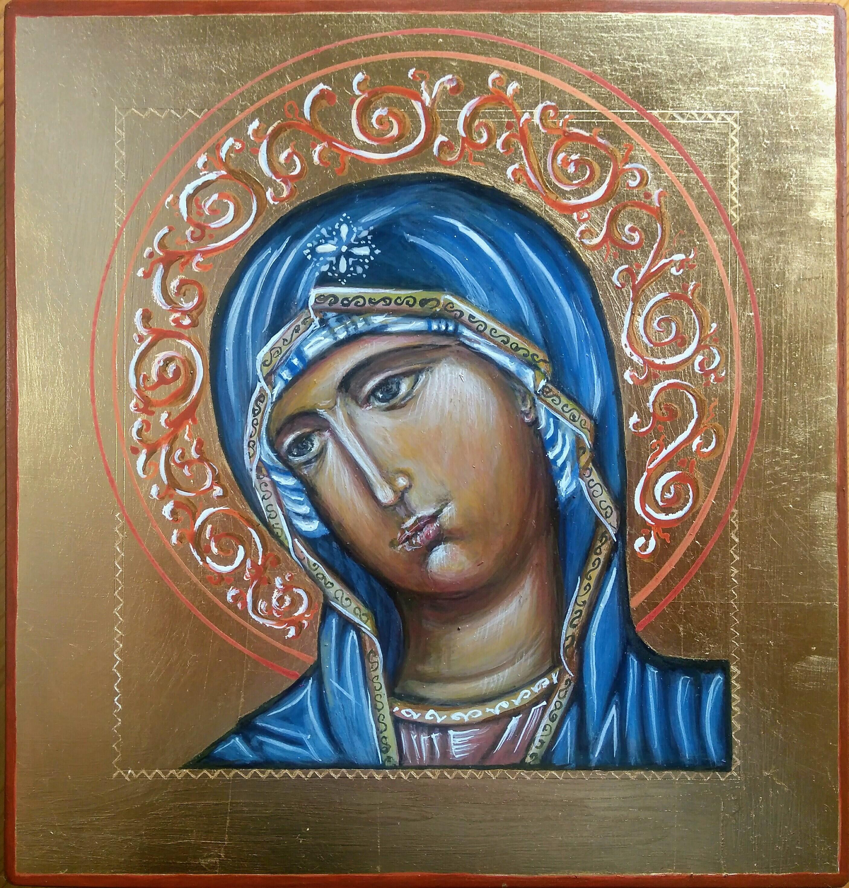 Madonna Błękitna