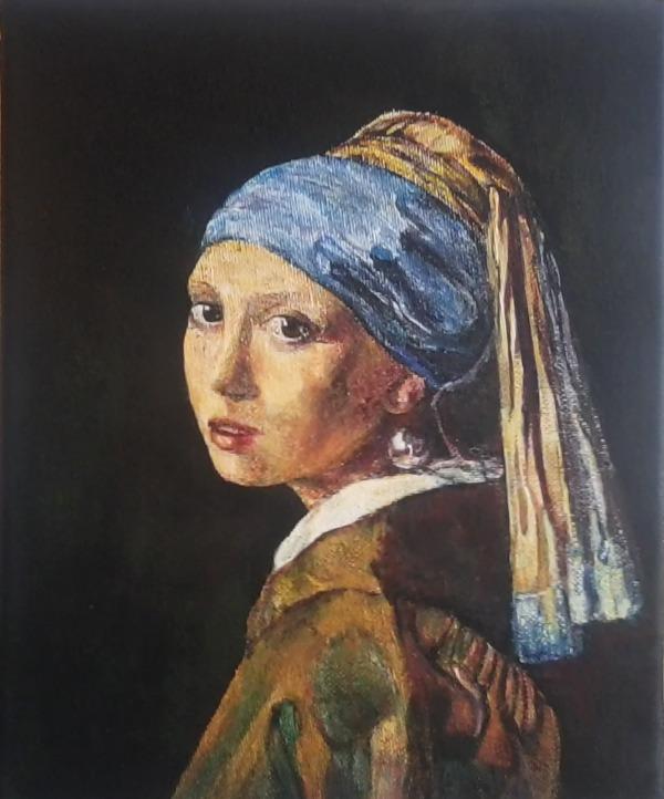 Wermeer Dziewczyna z Perłą