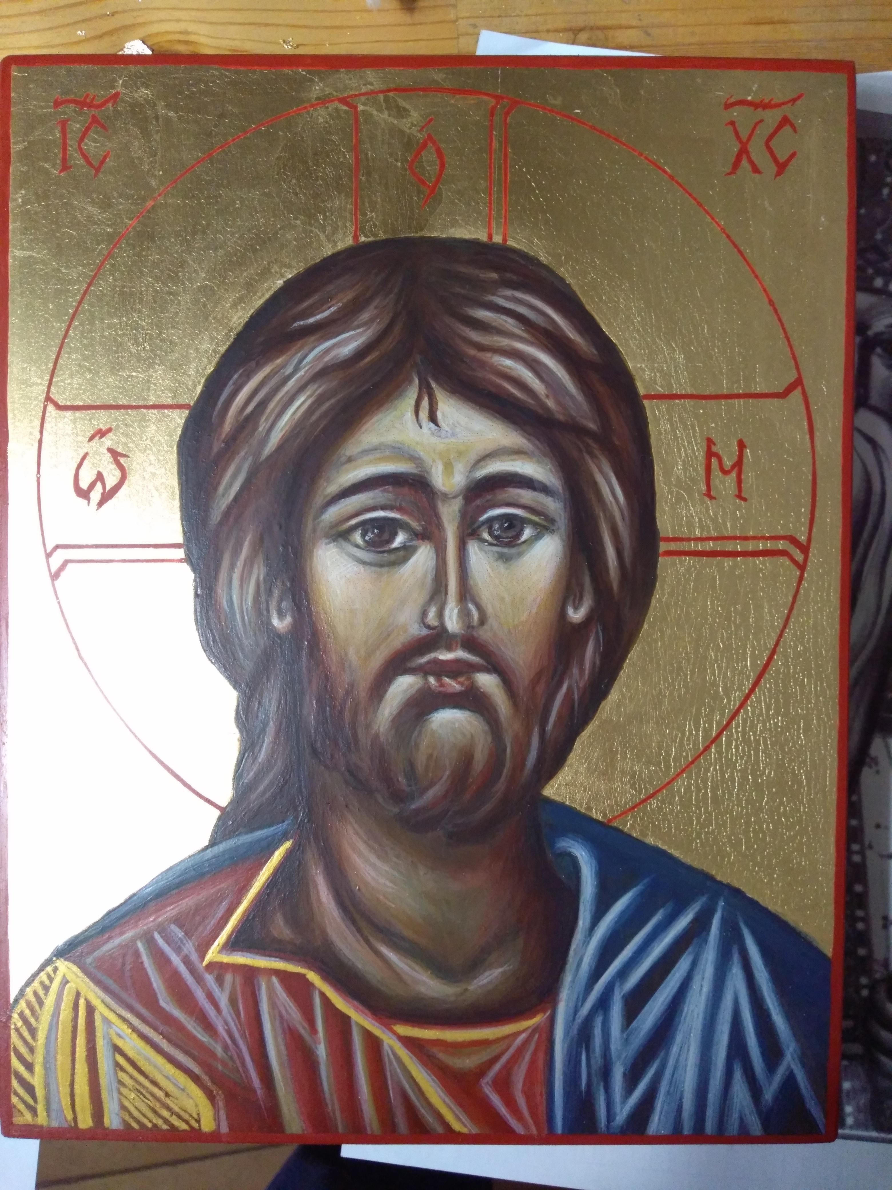 Jezus Pantokrator
