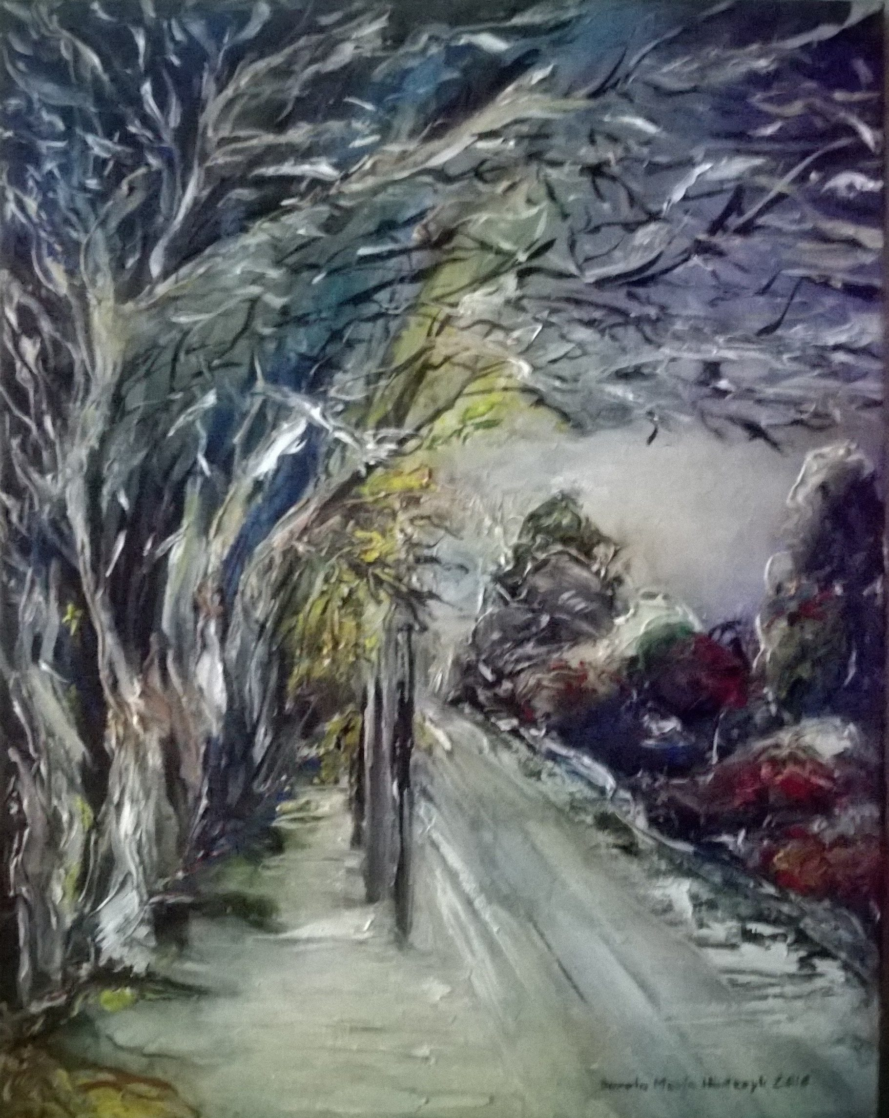 akryl ulica