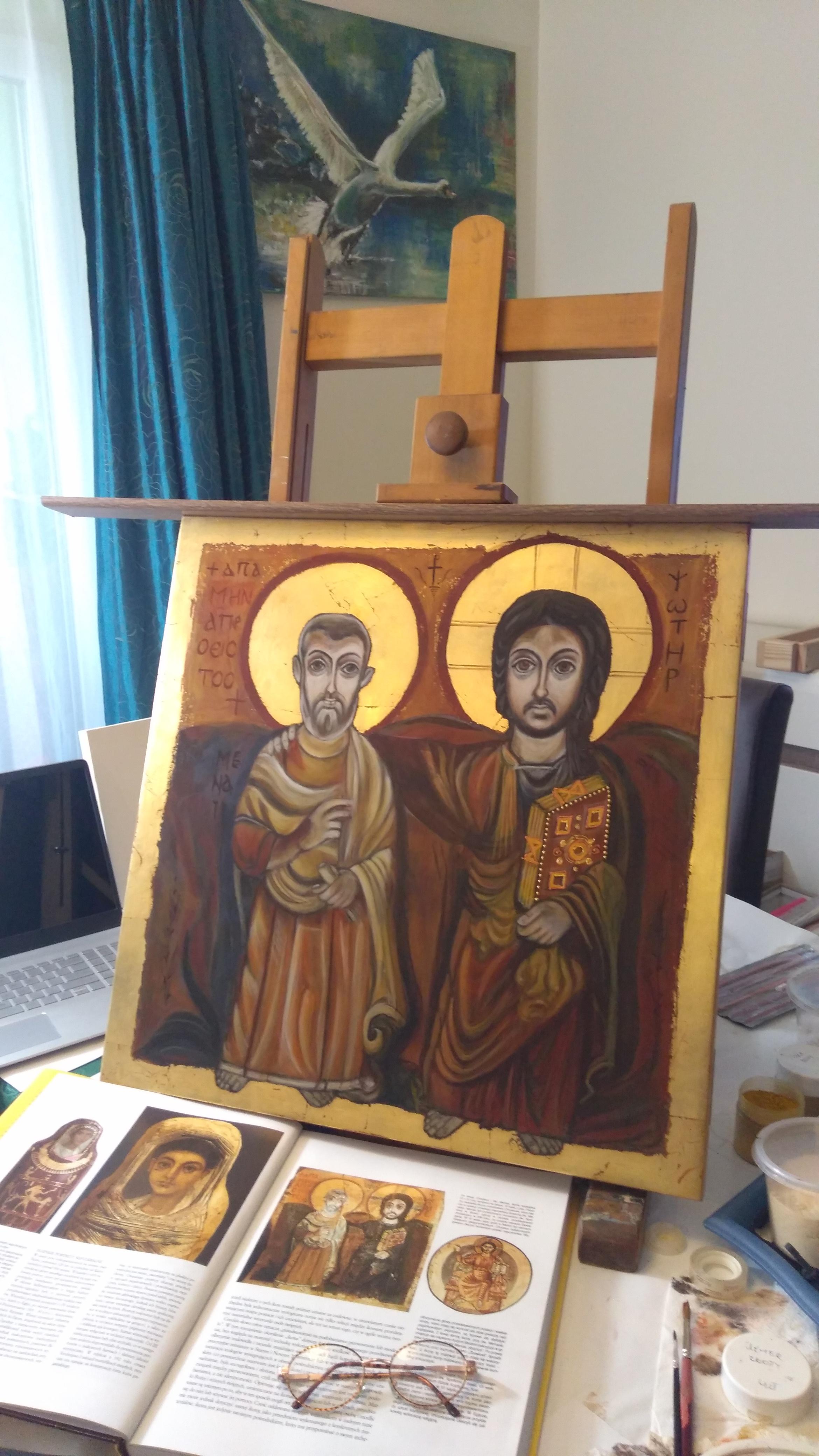Jezus z Przyjacielem